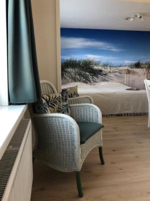 pension zandvoort aan zee appartement duinpan 2 rooms