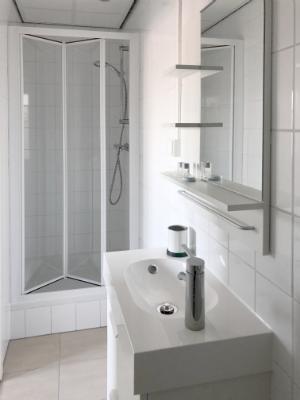 pension zandvoort aan zee appartement duinpan badroom badkamer