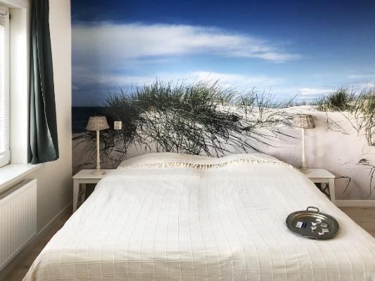pension zandvoort aan zee appartement duinpan bed