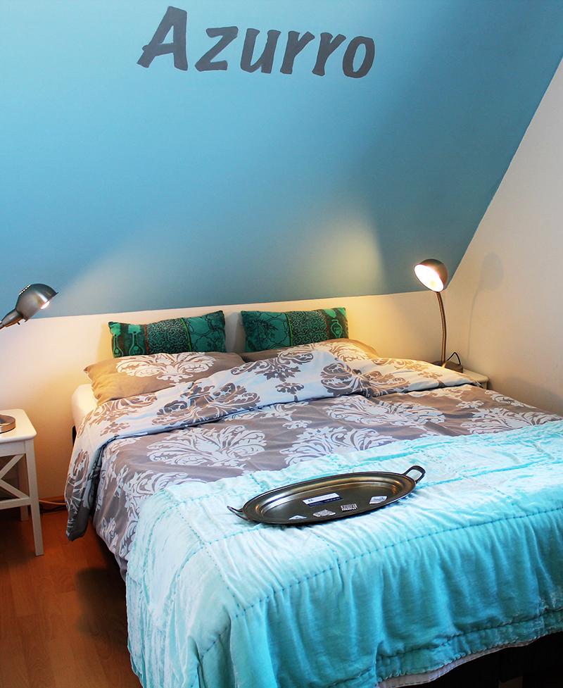 Pension Zandvoort kamer Azzurro