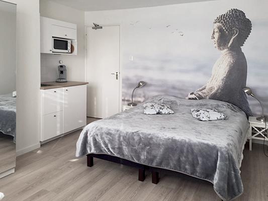 zandvoortpension_pension_zandvoort_zee_strand_studio_boedha_silverboedha_relax_bed